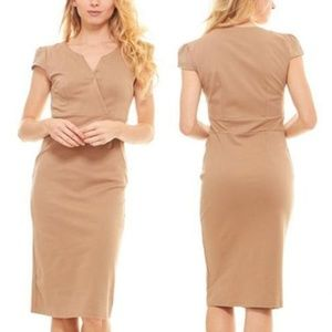 Business Style Pencil Dress